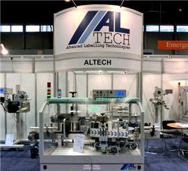Etiquetadoras ALTECH en Pack Expo 2014 de Chicago